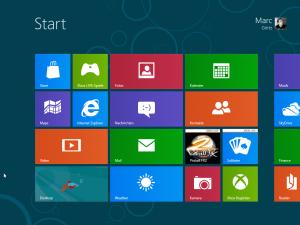 Metro unter Windows 8