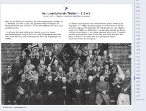 Vereinsneugründung 1949 auf Facebook