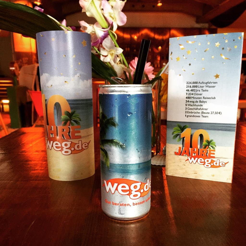 10 Jahre WDE - 1
